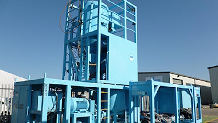 FoundOcean recirculating jet mixer