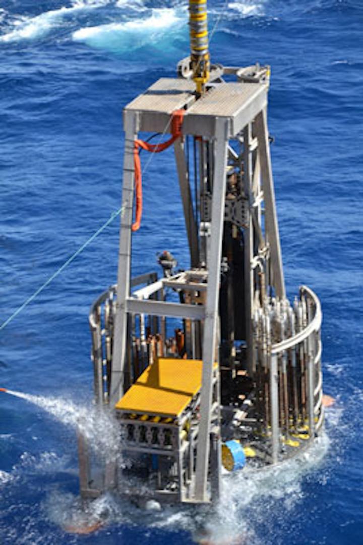 Fugro Seafloor Drill I