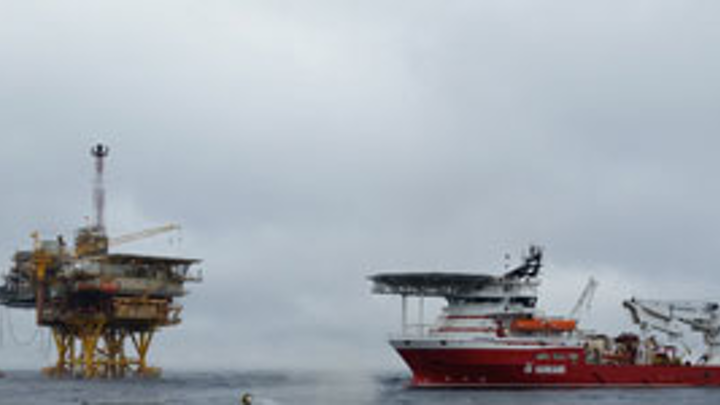 Swordfish dive support vessel