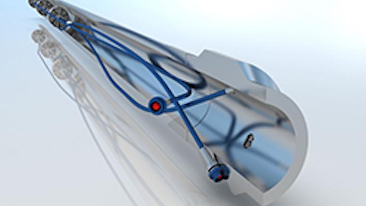 Fishbones' Dreamliner multilateral stimulation system