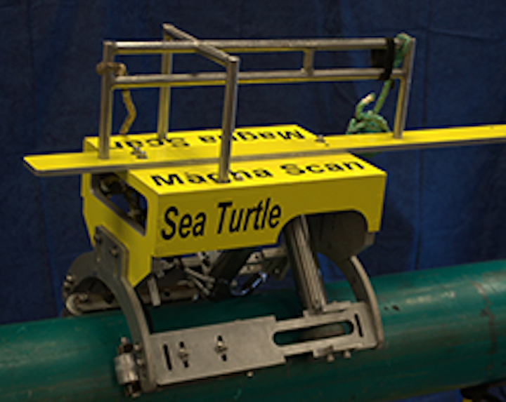 Oceaneering's Magna subsea inspection system