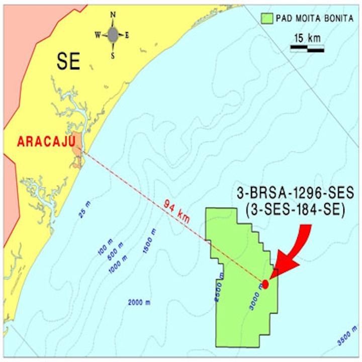 Sergipe basin concession BM-SEAL-10