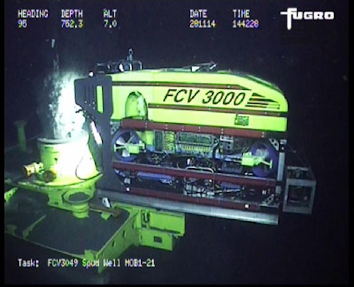 FCV3000 ROV