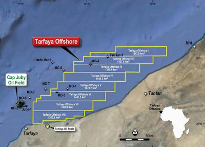 Tarfaya offshore