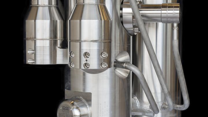 Roxar Subsea wet gas meter