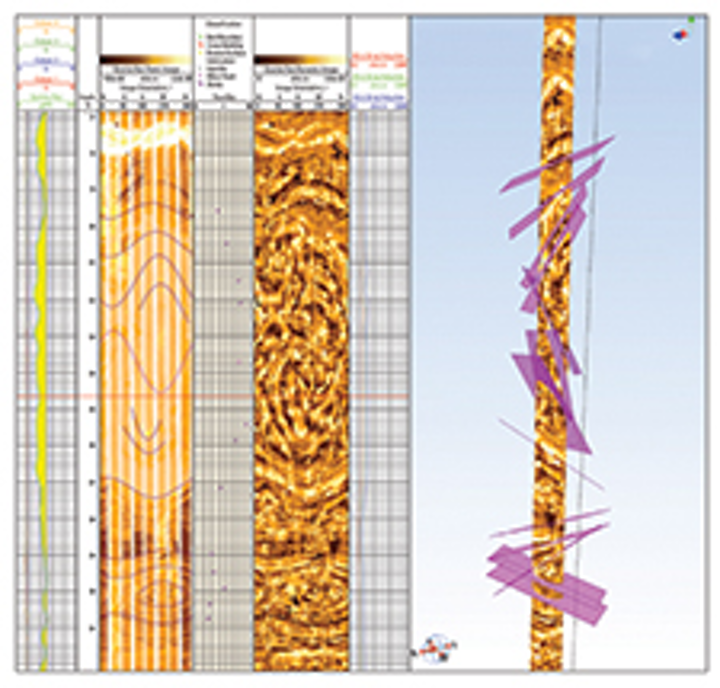 Schlumberger's Quanta Geo photorealistic reservoir geology service