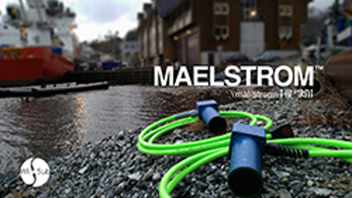 WiSub Maelstrom pinless subsea wet-mate connector