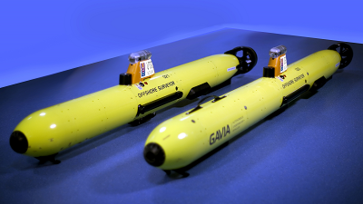 UTEC NCS Survey used GAVIA AUVs on Saipem projects offshore West Africa.