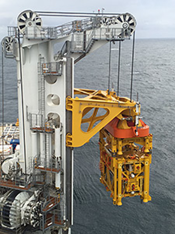 Asgard subsea gas compression project