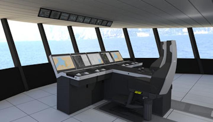 K-Bridge Integrated Navigation System