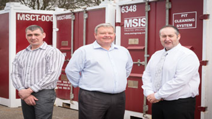 MSIS business development team appointments