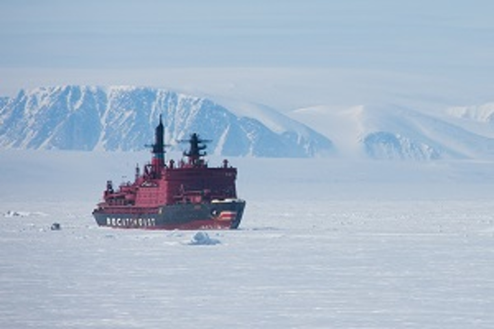 Yamal atomic icebreaker