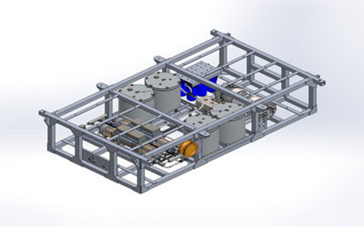 Subsea waterjet system for ROV deployment