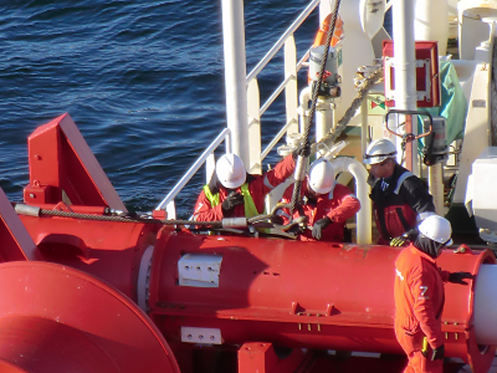 CIS recently completed a subsea piling operation for Subsea 7 from the S/V Seven Falcon.