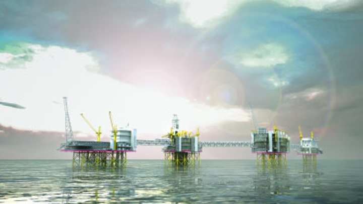Johan Sverdrup field development