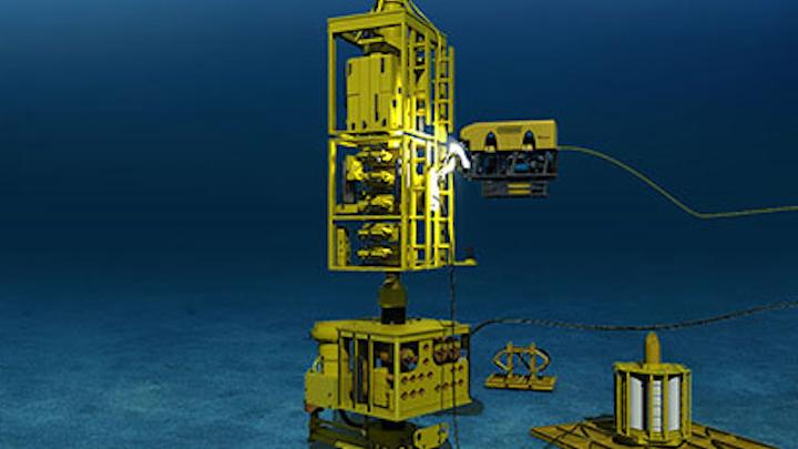 Oceaneering has ceased to manufacture BOPs.