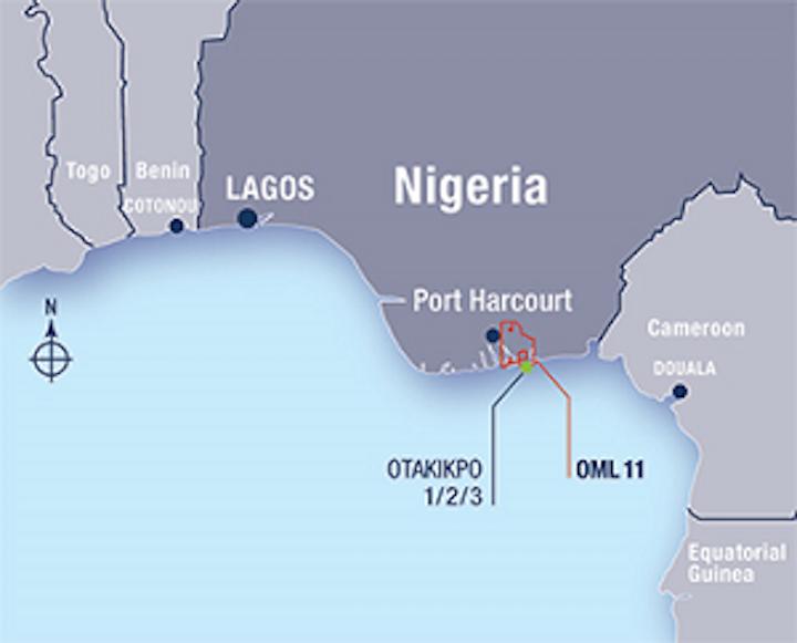 Oil mining lease 11 (OML 11)