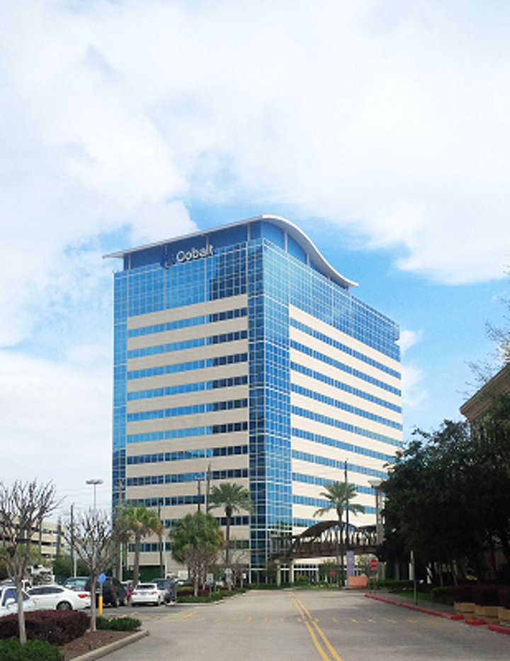Cobalt Center, home to Polarcus' new Houston office