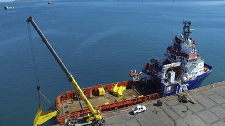 Global Maritime Deep Sea Mooring to provide mooring and rig positioning services to Quadrant Energy