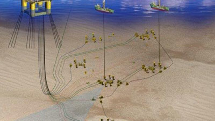 Shell's Appomattox deepwater development in the Gulf of Mexico