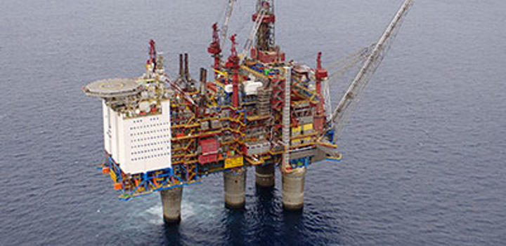 Statoil's Gullfaks A platform