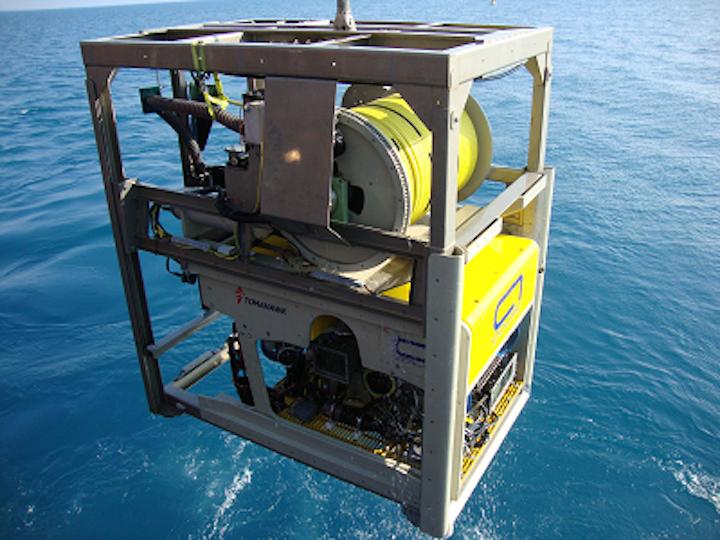 Sub-Atlantic's Tomahawk observation ROV systems