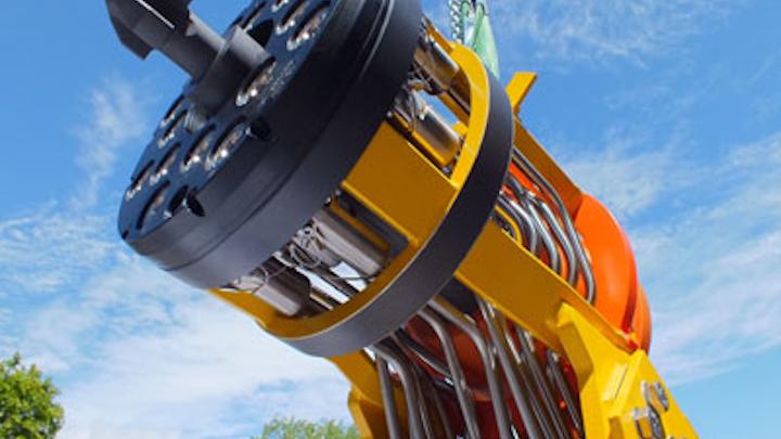 New Viper Subsea V-LOCK hydraulic stab plate
