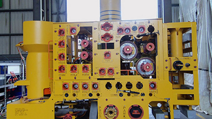 Fmc Technologies Delivers Another Subsea Tree For Ten Offshore Ghana
