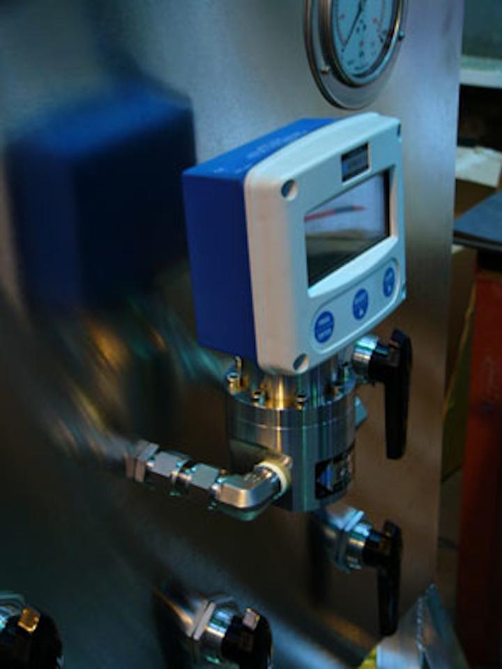 Litre Meter flowmeter