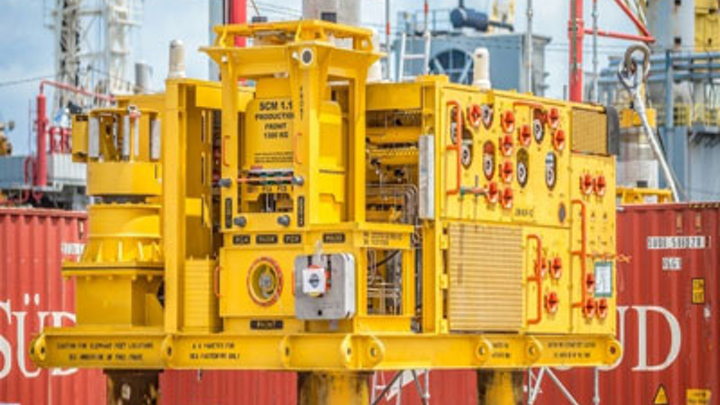 Subsea trees for Juniper field development offshore Trinidad and Tobago