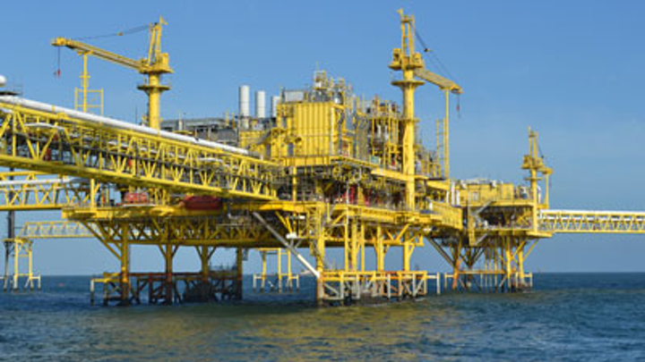 PEMEX's CB-Litoral-A project topsides offshore Mexico