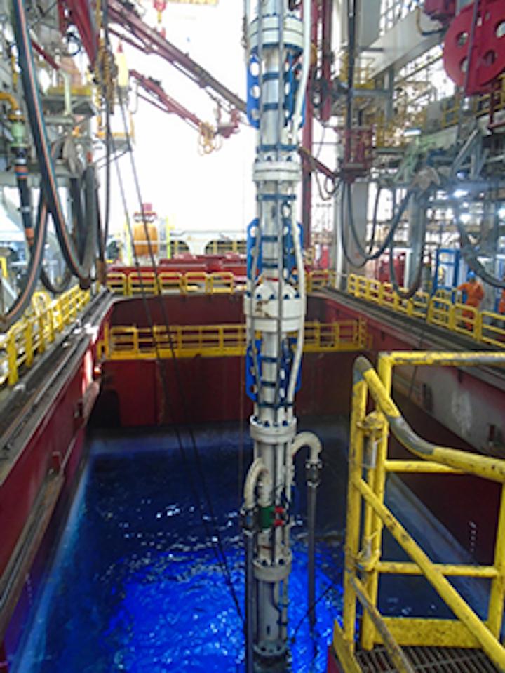 AFGlobal riser gas handling system