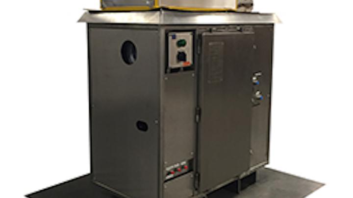 Halliburton BaraLogix density and rheology unit