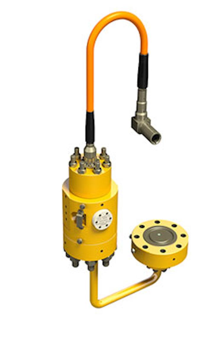 OneSubsea AquaWatcher water analysis sensor