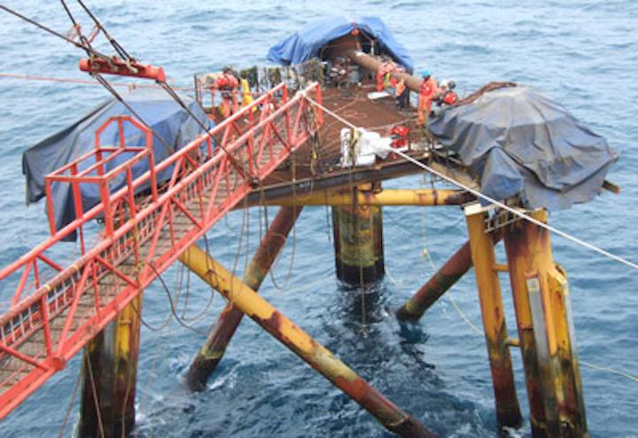 Decommissioning operations
