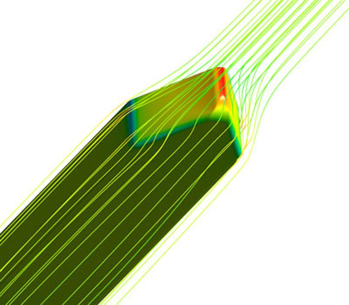BMT Fluid Mechanics FPSO mooring computational fluid dynamics study
