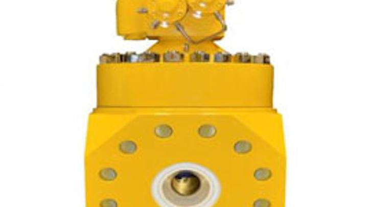 Master Flo P4-20Ksi ultra HP/HT subsea choke valve