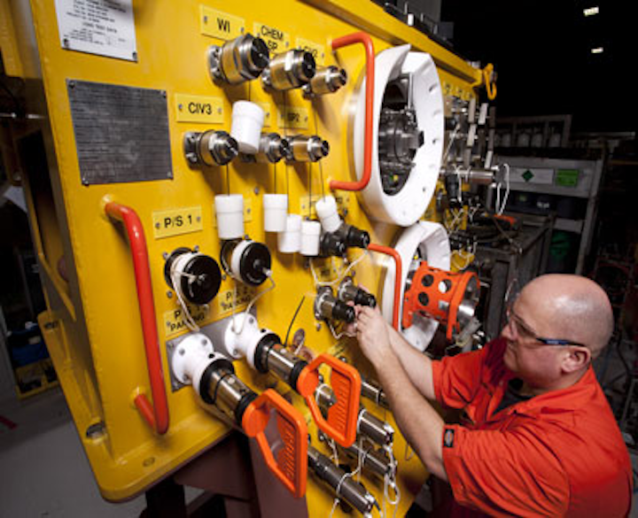Proserv subsea control system and interface equipment