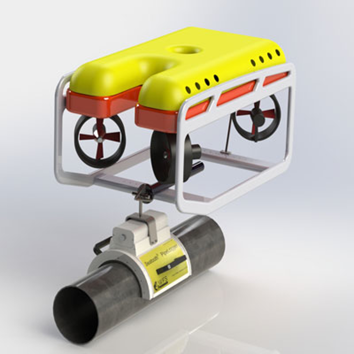 SeaTooth PipeLogger