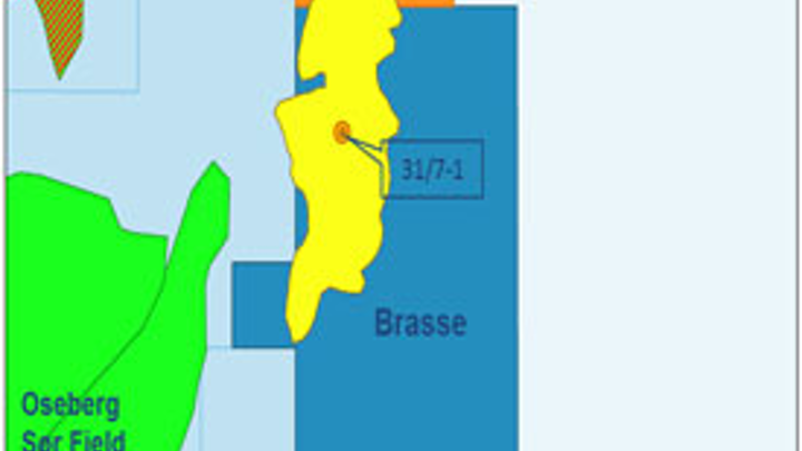 Brasse exploration well in the Norwegian North Sea