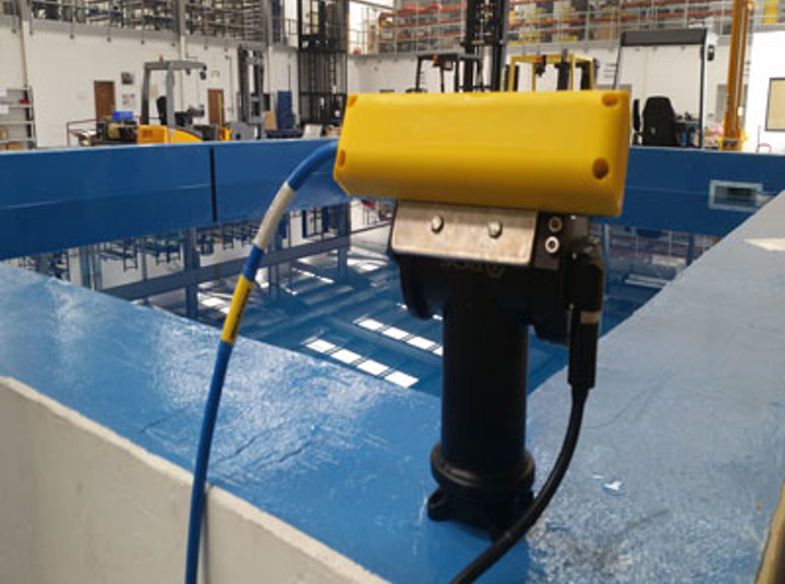 Forum Energy Technologies' new deepwater indoor test facility