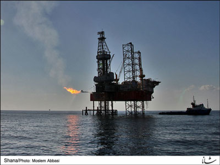 Phase 14 of the South Pars gas field