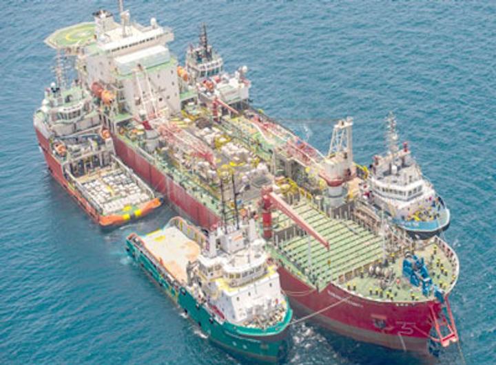 Marine Offshore Floating Hub