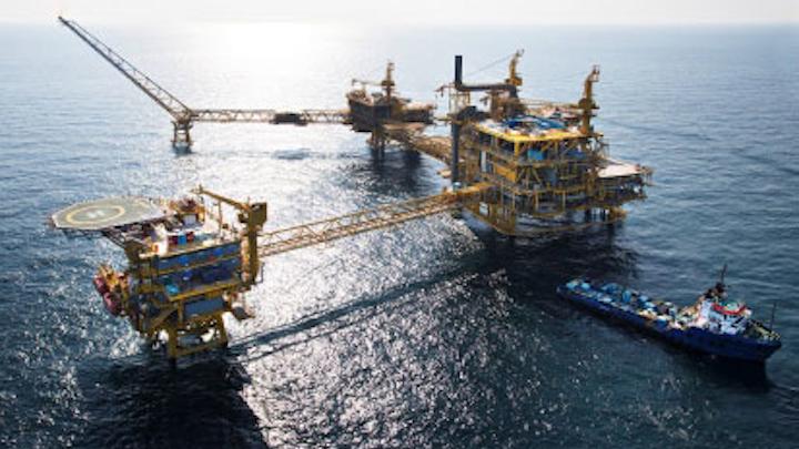 Al-Shaheen oil field offshore Qatar