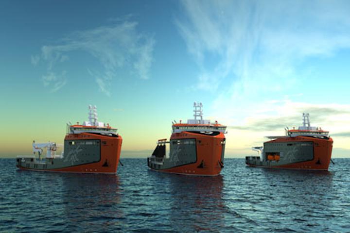 Damen Decommissioning Series
