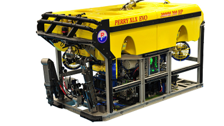 Perry XLX 200 work class ROVs