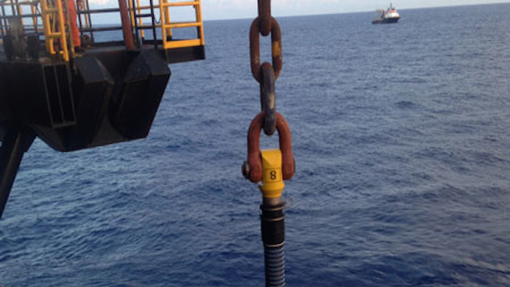 First Subsea mooring connector for Shell's Appomattox platform