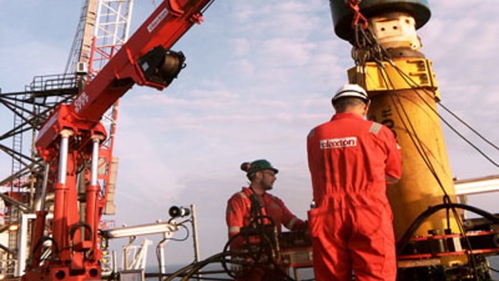 Well abandonment operations on the Horne and Wren platform in the UK southern North Sea