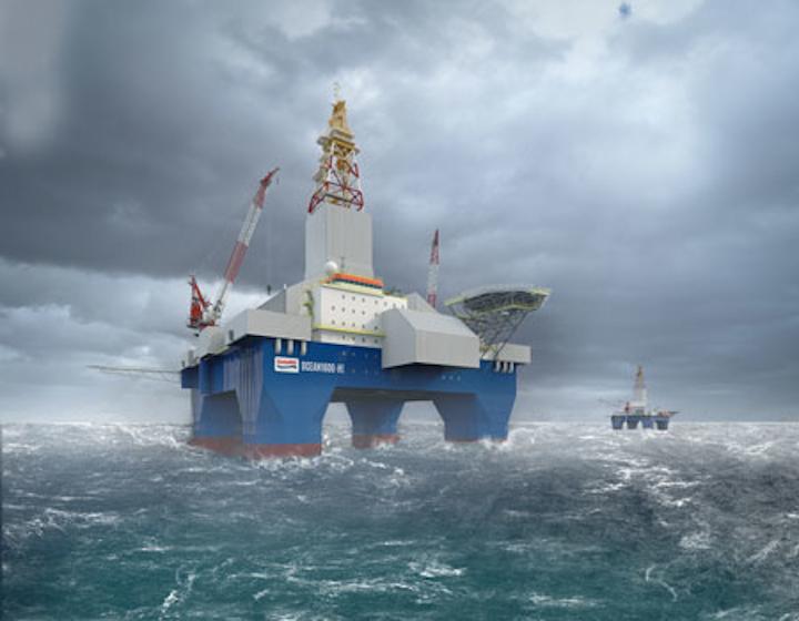 GustoMSC OCEAN1600-HE