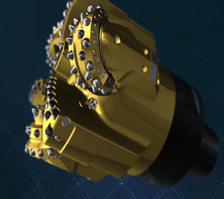 Kymera XTreme hybrid drill bit